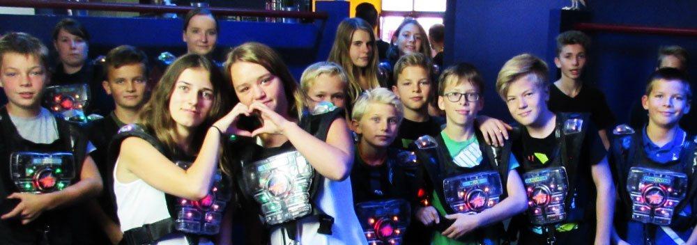 Geburtstag Lasertag Hannover Kindergeburtstag