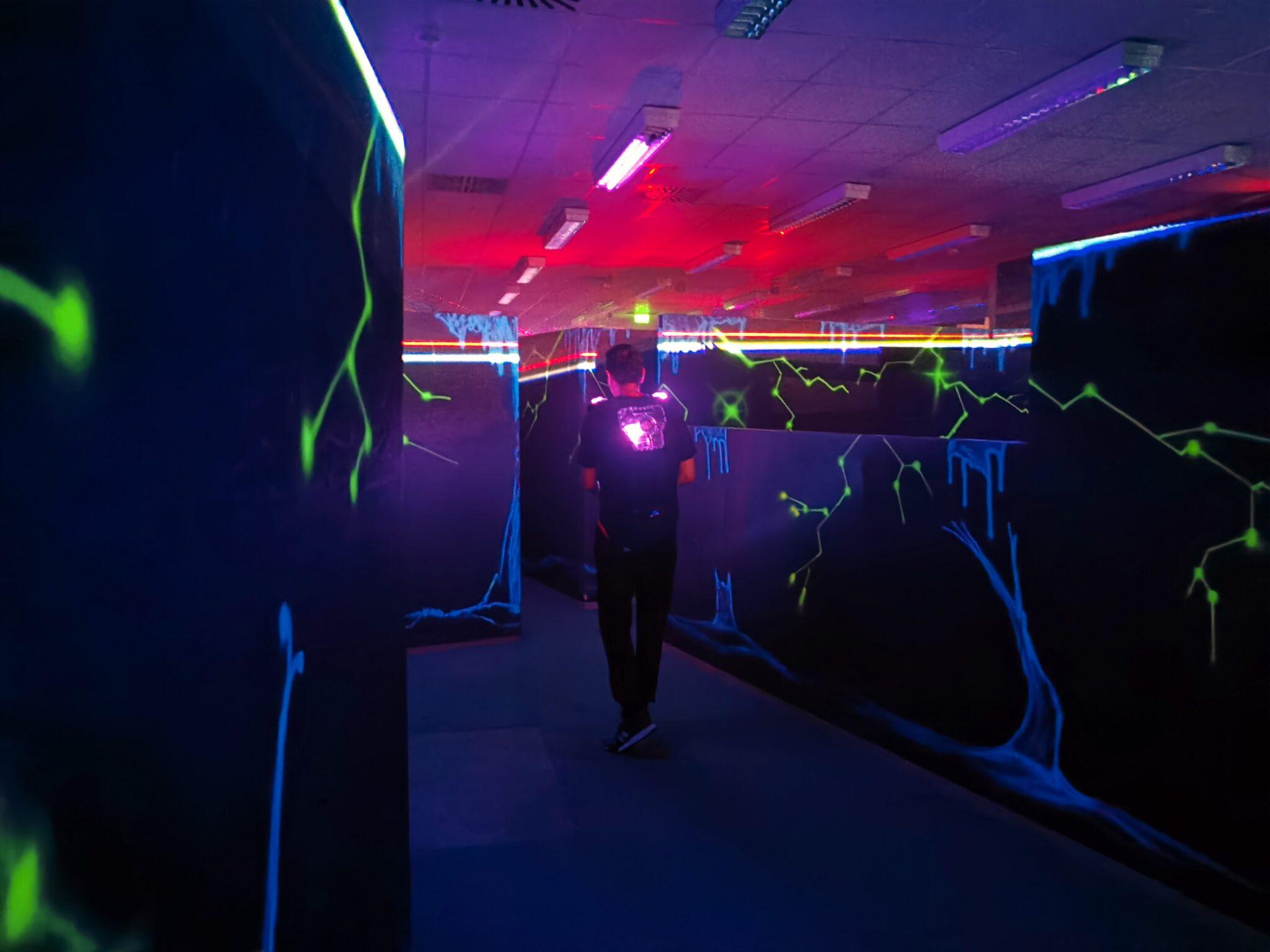 Hannover Lasertag Angebot Betriebsfeier