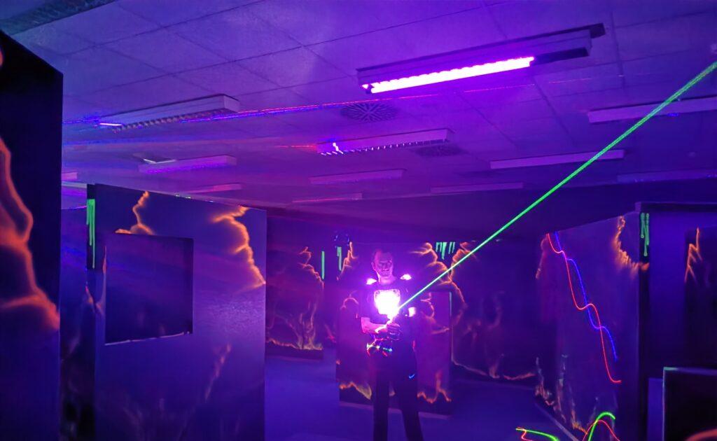 Lasertag Hannover Laatzen Angebot Spielen